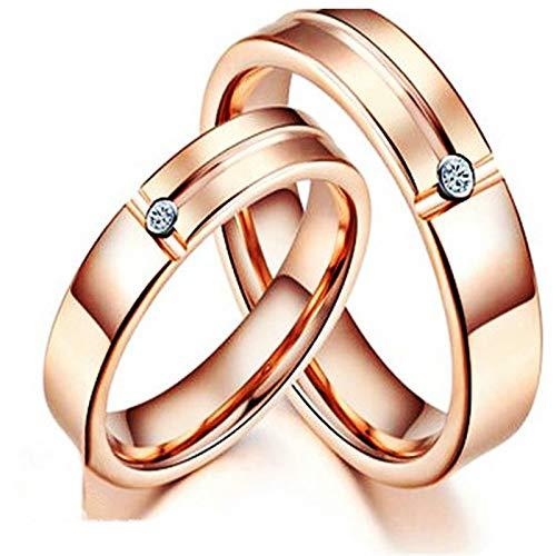 ANAZOZ 2 Stücke Paarringe 4mm Wolfram Ring Damen Unendlich 6mm Wolfram Siegelring Zum Gravieren Verlobungsringe Ehepaar Ringe Set Damen Größe 52 (16.6) & Herren Größe 67 (21.3)