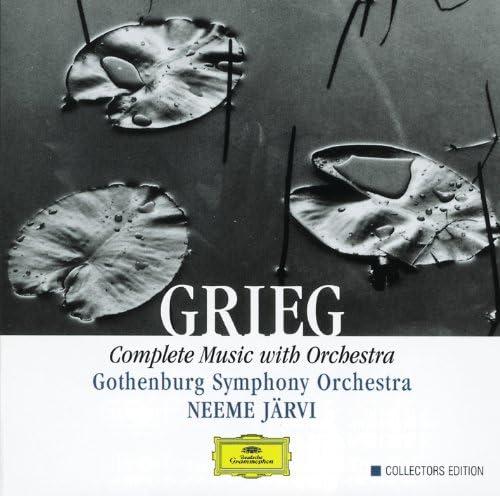 Gothenburg Symphony Orchestra, Neeme Järvi & Edvard Grieg