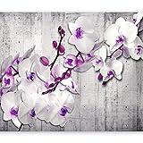 murando Fotomurales Flores 400x280 cm XXL Papel pintado tejido no...