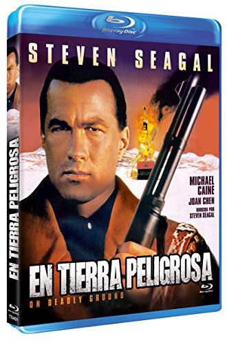 En Tierra Peligrosa BD 1994 On Deadly Ground [Blu-ray]