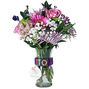 Vase of Life – Mixed Flower Bouquets
