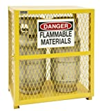 Durham Steel/Iron Vertical Cylinder Storage Cabinet, EGCVC2-50, 2...