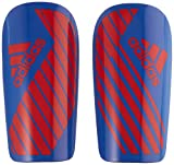 adidas Adult X Lesto Shin Guards Bold Blue/Active Red Large