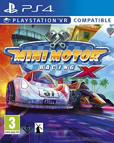 Mini Motor Racing X (PSVR) (PS4)