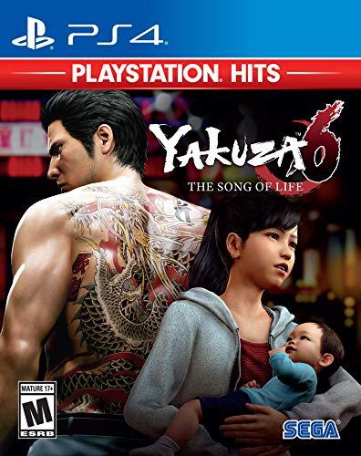Yakuza 6: The Song of Life for PlayStation 4 [USA]