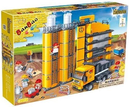 Banbao Refinery Set Building Set by BanBao