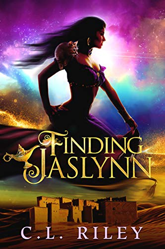 Finding Jaslynn: A Reverse Harem Fantasy Romance (Crown of Shadows and Stars Book 1) (English Edition)