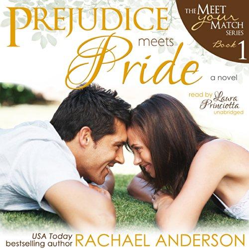 Prejudice Meets Pride audiobook cover art