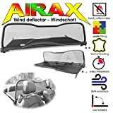 Airax Windschott für Mustang VI Convertible Cabrio Windabweiser Windscherm Windstop Wind deflector déflecteur de vent