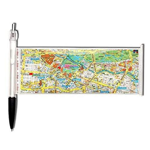 Kugelschreiber mit Berlin-Stadtplan
