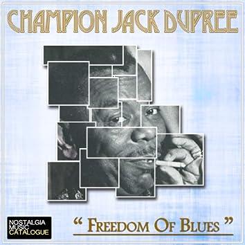 Freedom Of Blues