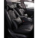 GQCZD-11 Autositzbezug,Sitzbezügeset,Sitzauflage,Autositz, Auto-Sitzkissen, atmungsaktiv 5...