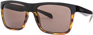 Rip Curl Men's Dazed Wayfarer Sunglasses, Black/Tortoise, 59mm