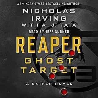 Reaper: Ghost Target cover art