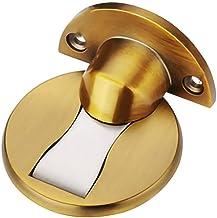 Deurstoppers Magnetische deur stops-deur stop-roestvrij staal, deurhouder Doorstop - geen boren, 3M dubbelzijdige plakban...