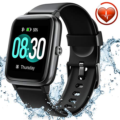 FITFORT Smart Watch Fitness Trac...