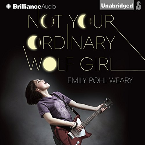 Not Your Ordinary Wolf Girl cover art