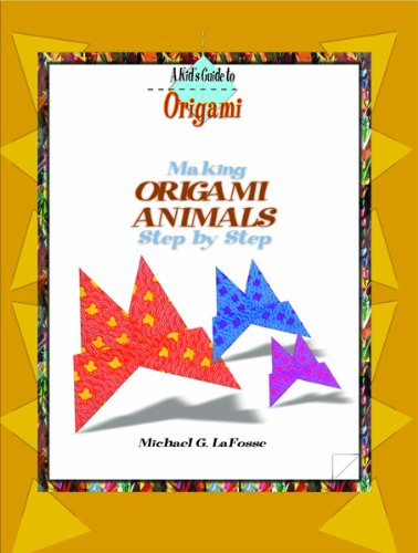 Making Origami Animals Step by (Kid's Guide to Origami)