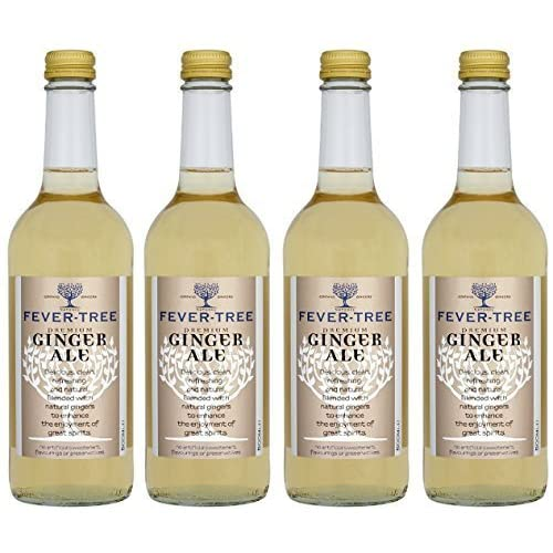 Fever-Tree Ginger Ale 4x500ml