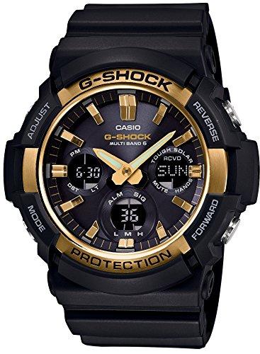 [カシオ] 腕時計 ジーショック 電波ソーラー GAW-100G-1AJF メンズ ブラック