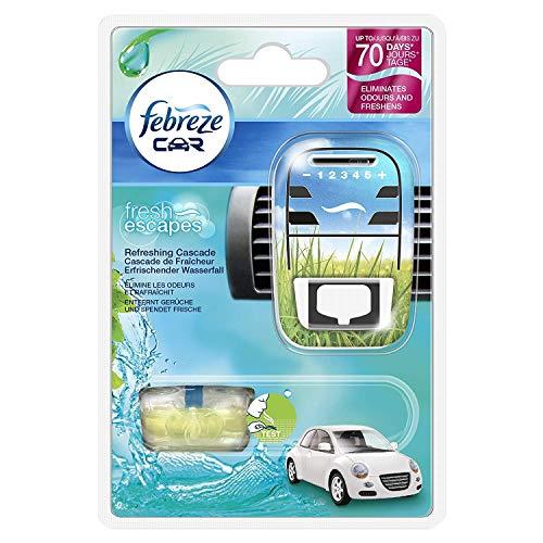 Febreze Car Air Freshener/Refreshing Cascade Diffuser with...