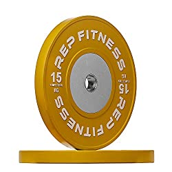 Best competition bumper plates: REP Competition Bumper Plates