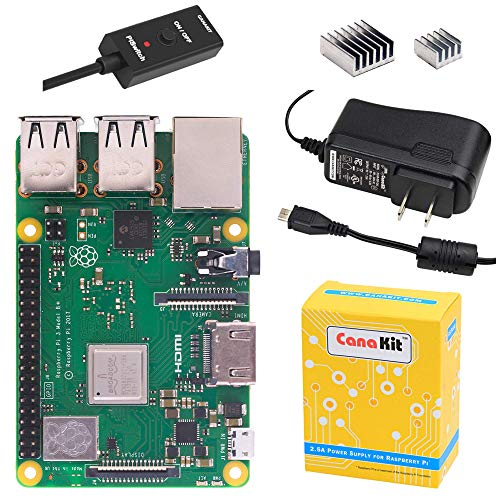 CanaKit Raspberry Pi 3 B+