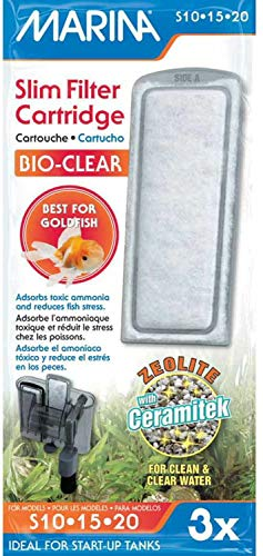 Marina Bio Clear Cartridge for Slim Filters 36pk (12 x 3pk)