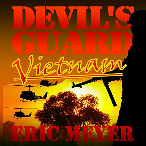 Devil's Guard Vietnam audiobook cover art
