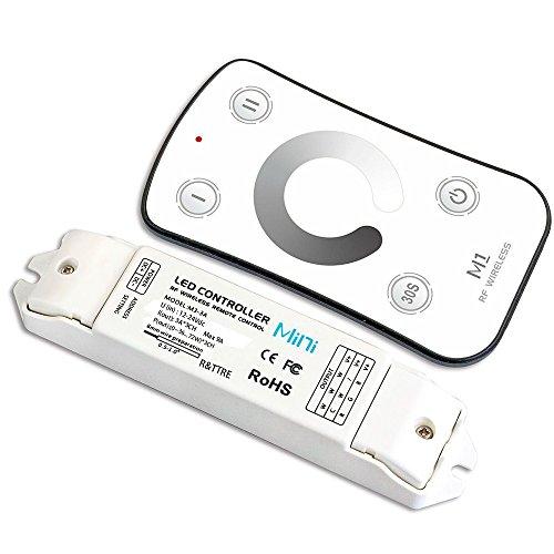 LEDENET M1 LED Strip Light Controller Dimmer for SMD 5050 3528 Single Color Strip Light