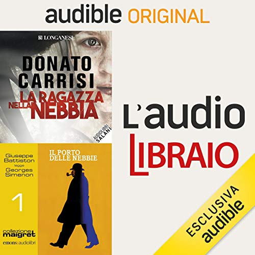 I maestri del giallo e del noir     L'Audiolibraio              By:                                                                                                                                 Carlo Annese                               Narrated by:                                                                                                                                 Carlo Annese,                                                                                        Donato Carrisi,                                                                                        Marco Malvaldi,                   and others                 Length: 34 mins     Not rated yet     Overall 0.0
