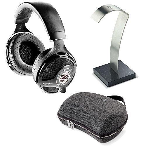 Focal Uopia Headphones & Accessories Bundle - Focal Utopia Headphones, Focal Headphone Stand & Rigid Carry Case