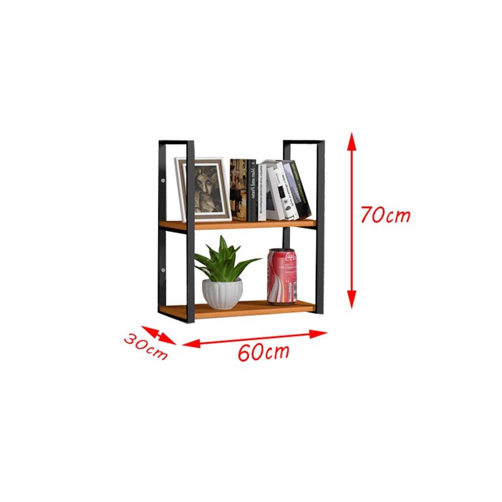 Cornice per Decorazioni sospese Stile Vintage re HSHELF-Mobilia Mensole multifunzionali 2 Tiers Bar mensola a soffitto per mensola a soffitto utilizzata per scaffali//scaffali per Vini//libreria