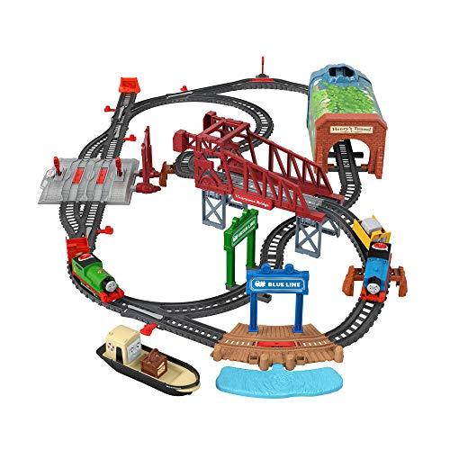 Thomas & Friends Fisher-Price Talking Thomas & Percy Train Set