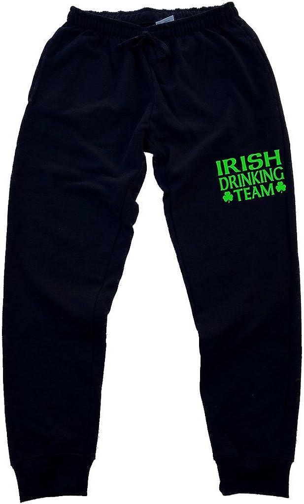 Interstate Kansas City Mall Apparel Men's Irish Drinking V509 G Black Ranking TOP11 Team Fleece