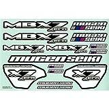 MUGEN SEIKI E1047 MBX7 ECO Decal Sheet by Mugen