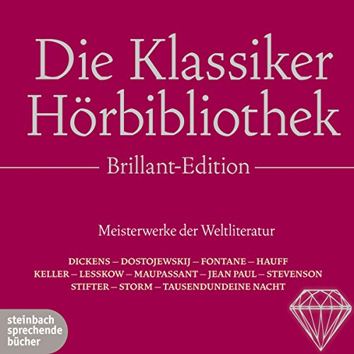 Die Klassiker-Hörbibliothek (Brillant Edition) audiobook cover art