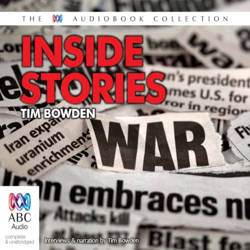 Inside Stories audiobook cover art
