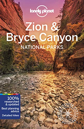 Lonely Planet Zion & Bryce Canyon National Parks 5 (Travel Guide)