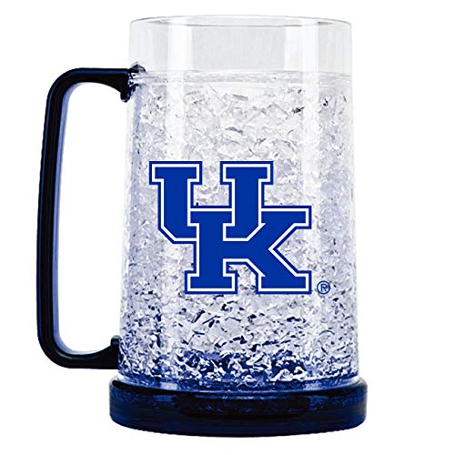 NCAA Kentucky Wildcats 16oz Crystal Freezer Mug