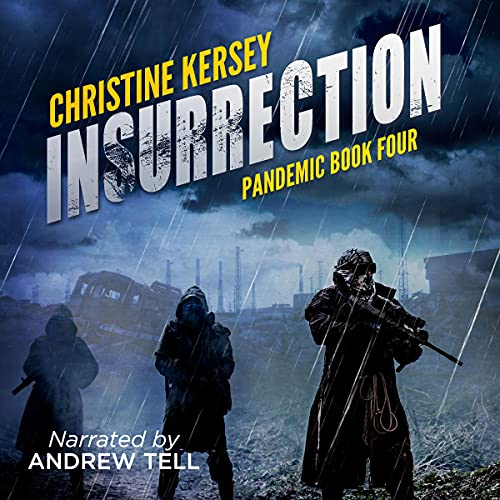 Insurrection Audiobook By Christine Kersey cover art