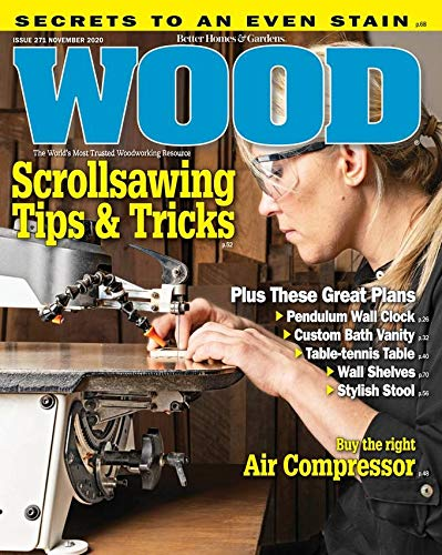 WOOD Magazine - by Better Homes & Gardens