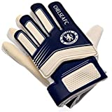 Chelsea FC Boy Ch04841 Spike Gants de Gardien de But, Multicolore