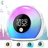 Best Light Alarm Clocks - Uplayteck Night Light Alarm Clock for Kids Review