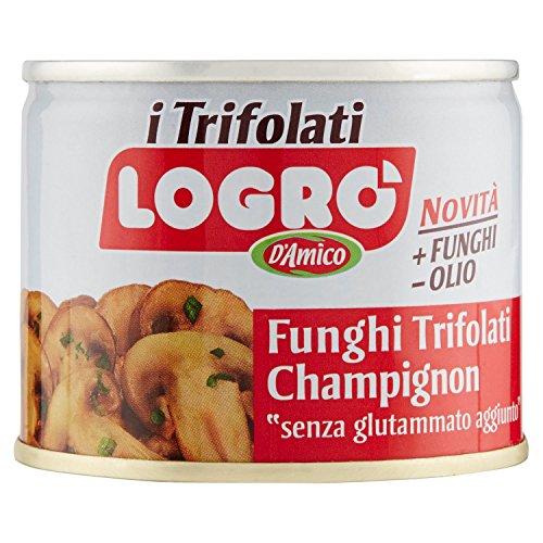 D'Amico - Logro, Funghi Champignons Trifolati, Lavorati dal...