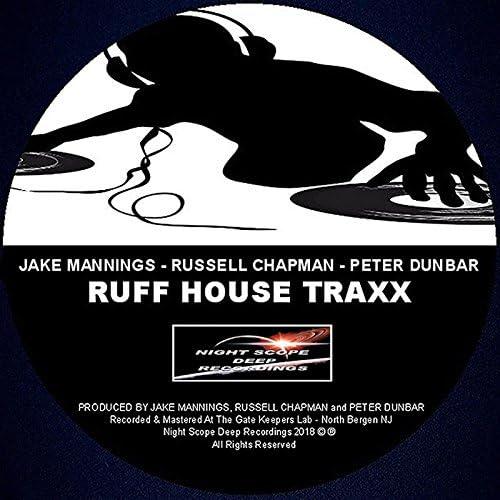 Jake Mannings, Russell Chapman And Peter Dunbar