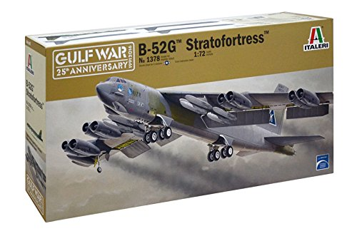 Italeri- 1:72 B-52G Stratofortress (1378)