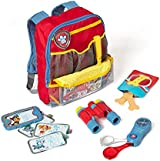 Melissa & Doug PAW Patrol Pup Pack Backpack Role Play Set (15 Pieces)