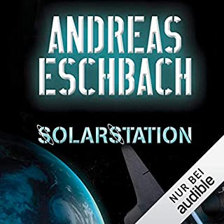 Solarstation audiobook cover art