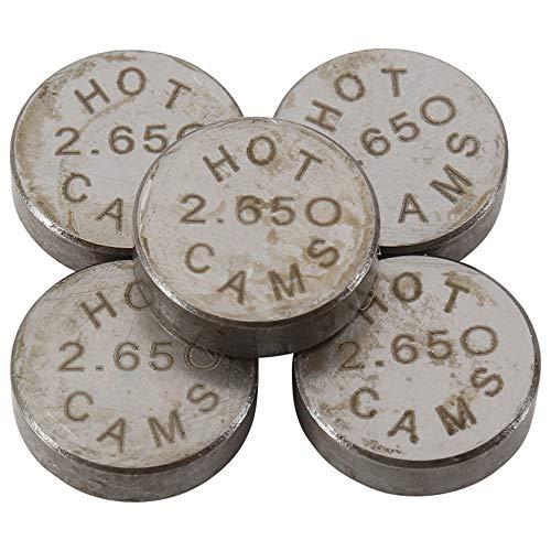 Hot Cams 2.65mm 5 Piece Shim Kit 5PK948265 for Yamaha YZ Dirt Bikes